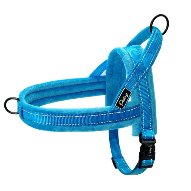 Adjustable Soft Nylon Dog Harness