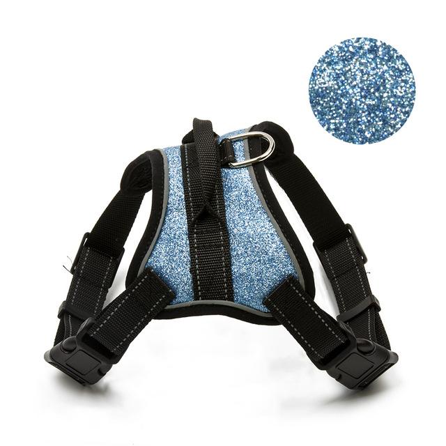 Shining Crystals Dog's Harness