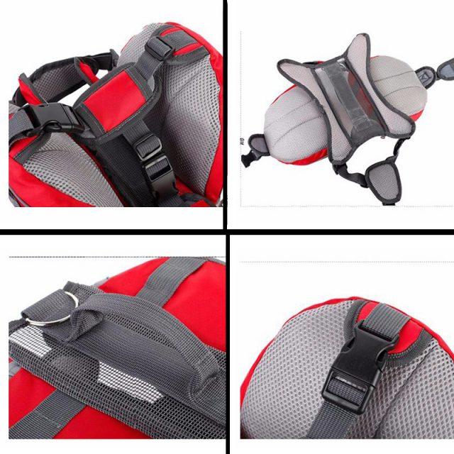 K9 Dog's Harness Carrier Backpack