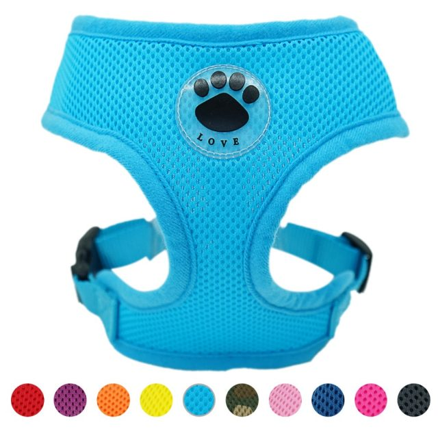 Adjustable Soft Breathable Harness